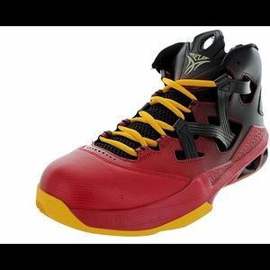 f6d4fee38f4 Men's Air Jordan Melo M9 Blk/Red Basketball Shoes